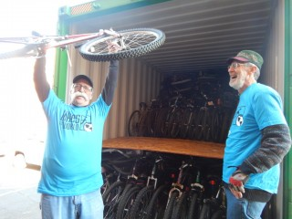 100,000th Bike Donated