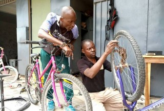 Bike + Mechanic = Prosperous