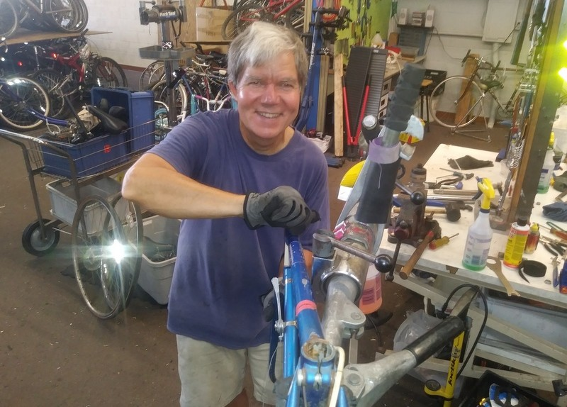 Featured Volunteer: Walter Mulbry