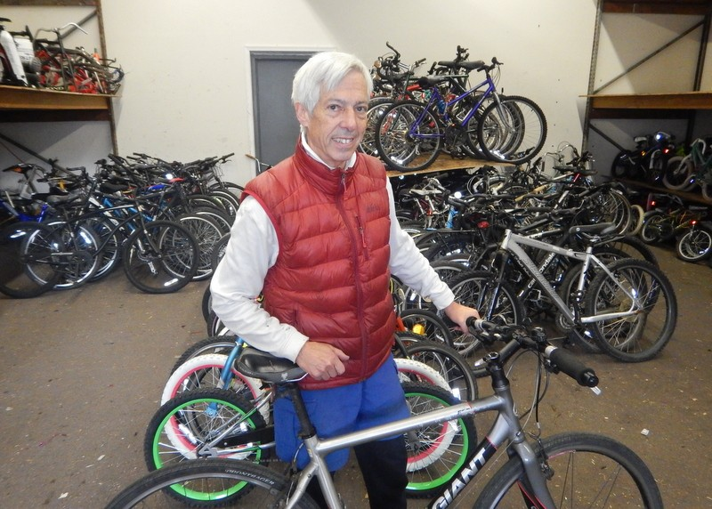 Featured Volunteer: Ben Beach Cruiser
