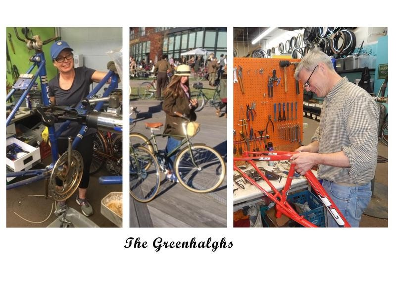 Featured Volunteer: The Greenhalghs