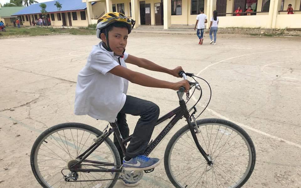 Reynaldo' Story: Bike-Ability
